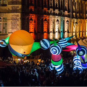 'When Dreams Run Wild' Illuminated Parade - The Lantern Company (UK) and Various Artists