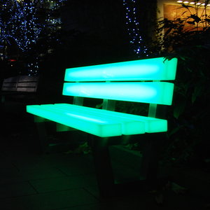 6. Light Benches - Lichtbankobjekte (Germany)